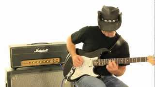 Country Guitar Bends - Pedal Steel Type Bending - Guitar Breakdown - How To Play - Guitar Lesson