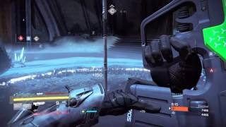 Destiny Nightstalker w/ Hawksaw soooo OP