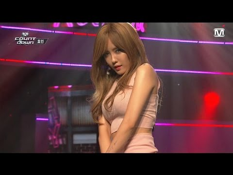 [1080p 60fps] 140731 T-ara Hyomin Fake It