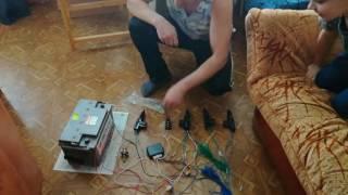 видео Центральный замок автомобиля: устройство и принцип работы