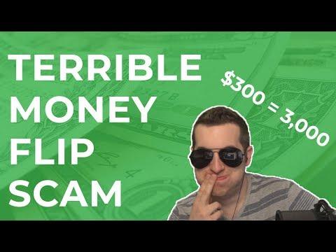 Terrible Instagram Cash Flip Scammer Baited
