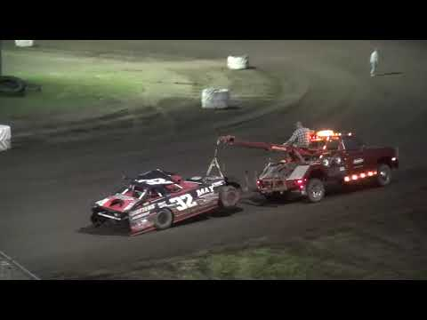 IMCA  Late Model feature Benton County Speedway