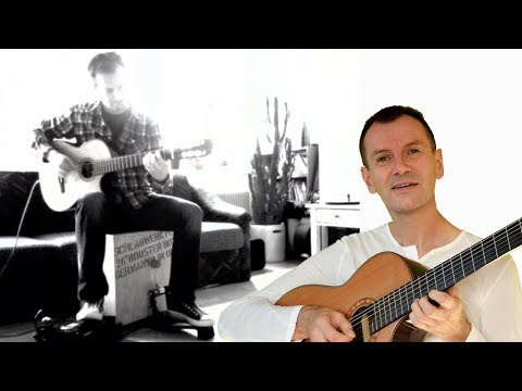 Horizont UDO LINDENBERG (Hinterm Horizont gehts weiter) Acoustic Fingerstyle Guitar Cover