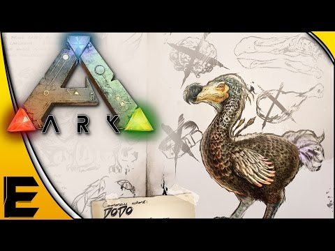 "ARK Survival Evolved Gameplay ➤ ""Taming Axel The Dilo & Phil The Dodo"" [Part 14]"