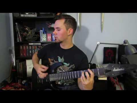Nemo - Nightwish Guitar Cover