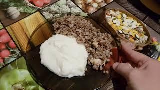 VLOG ●Низкокалорийное диетическое пюре из цветной капусты