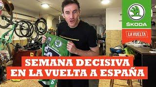 Semana decisiva en La Vuelta a España | Ibon Zugasti | La Vuelta con Škoda