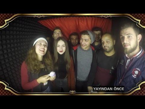 Beyaz Show 11 Aralık 2015 Klostrohobi Görüntüleri