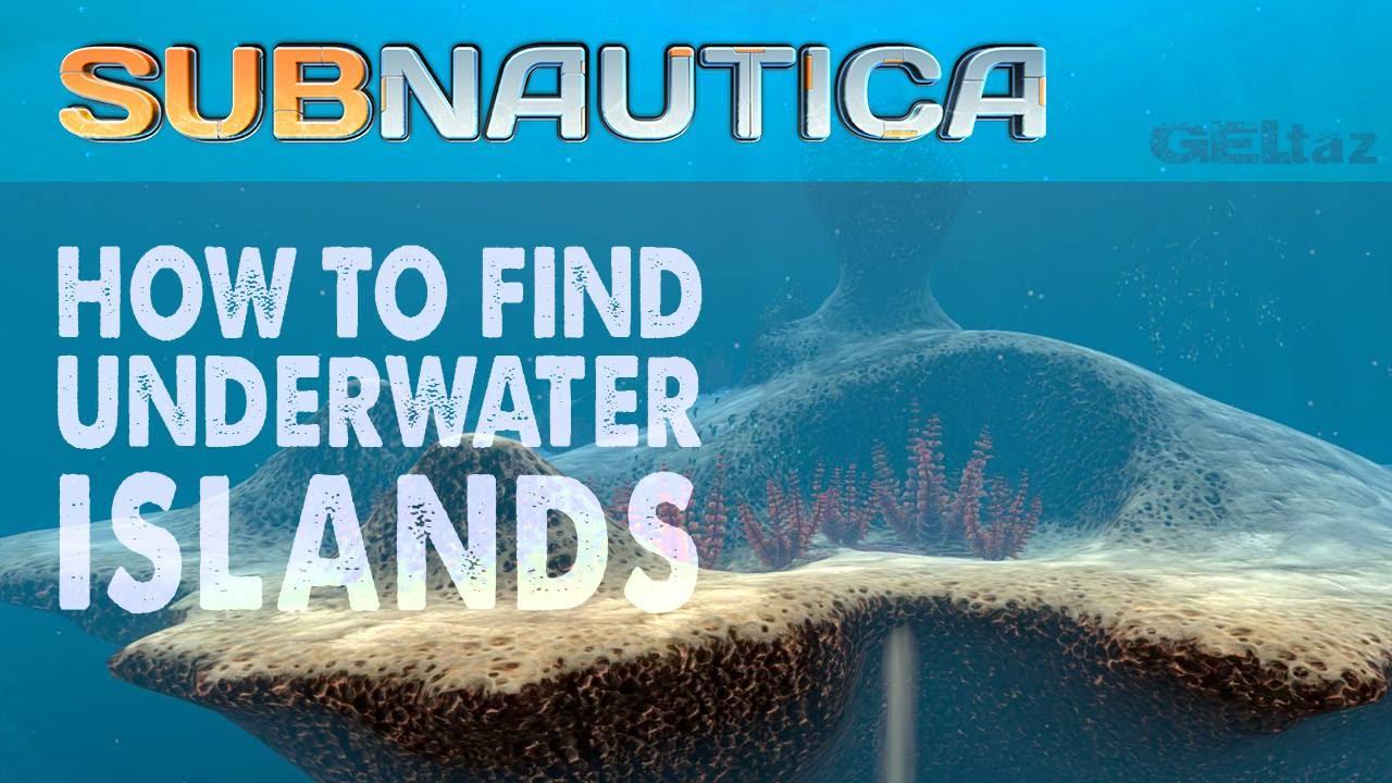 Subnautica Underwater Island Location