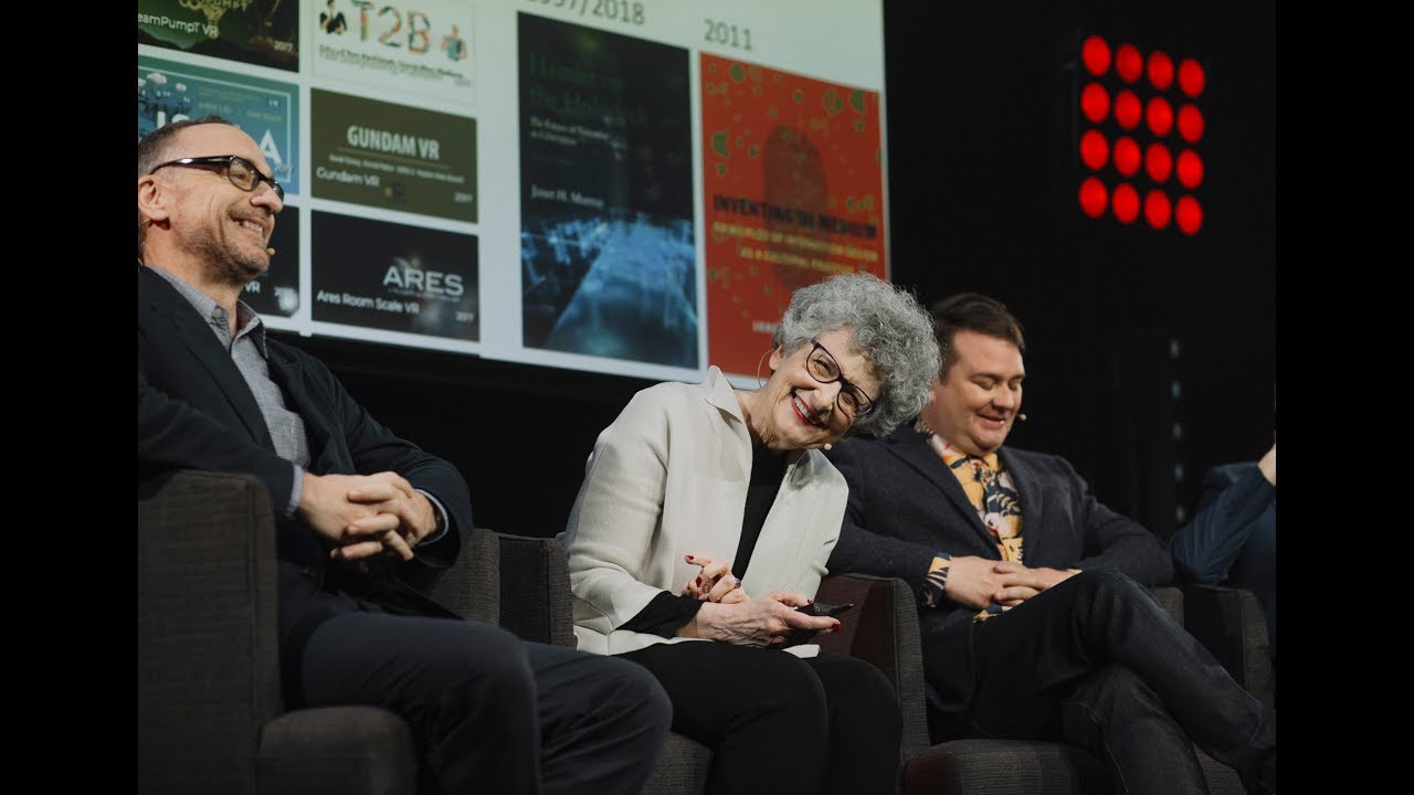 The New Storytellers 4: The Peril and Promise of Immersive Experiences