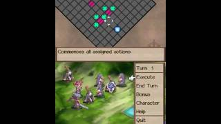 Disgaea (DS) Part 1 (Episode One :Prince of the Netherworld) [1-0a]