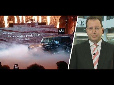 Trotz Trump und Diesel-Affäre: Darum schlagen sich deutsche Autobauer so gut