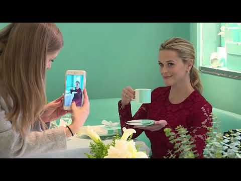 EVENT CAPSULE CHYRON - Tiffany & Co. Holiday Breakfast with Reese Witherspoon