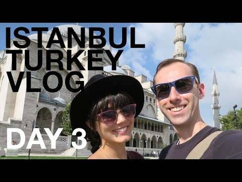 Istanbul Mosques, Markets, and Ice Cream | Turkey