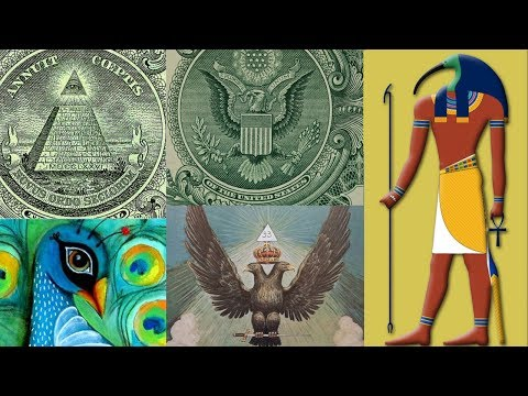 Thoth Part 2 - All Seeing Eye/Phoenix/Enoch/Peacock/Trinity/Iblis/Melek Taus/Hermes/Idris/Mercury