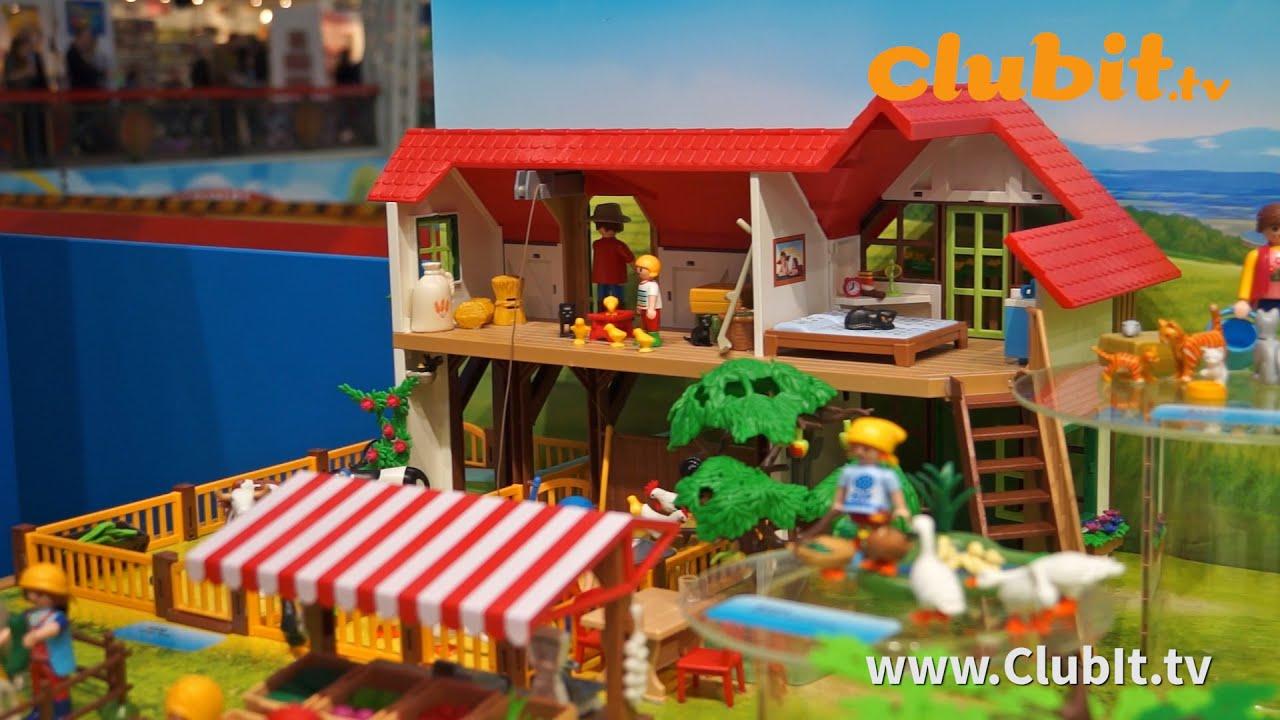 New playmobil toys for 2016 youtube for Kinderzimmer playmobil