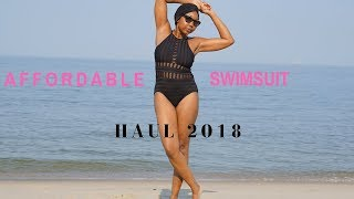 Affordable swimsuit haul 2018 | Walmart | Zaful | Nautica | Roxie Stars