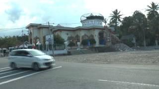 TRIP BANDA ACEH - BIREUN | Tape & Kopi - Mobil Berasap - Gempa Pidie Jaya dan KACA PECAH! | Maybi Prabowo