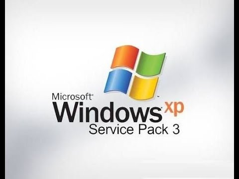 How To Install Windows  XP Service Pack 3 With All Drivers And Software