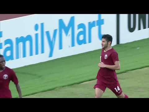 United Arab Emirates 2-1 Qatar (AFC U19 Indonesia 2018 : Gro