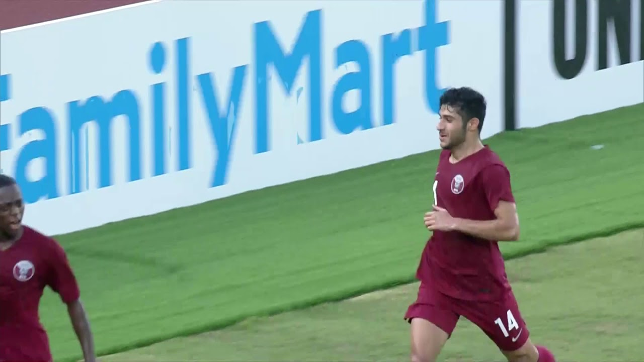 Video: U19 UAE vs U19 Qatar