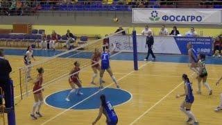 Волейболистки «Северянки» — серебряные призеры чемпионата России(, 2016-04-25T08:25:19.000Z)