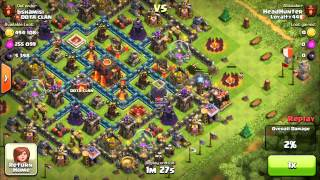 EP 8 - Clash of Clans - Loyalty44 - Champion League Gameplay - HeadHunter