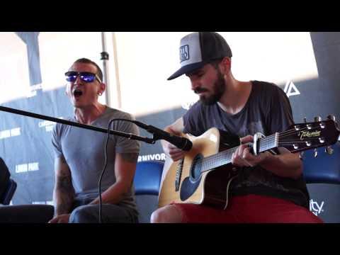 Final Masquerade  Linkin Park Acoustic