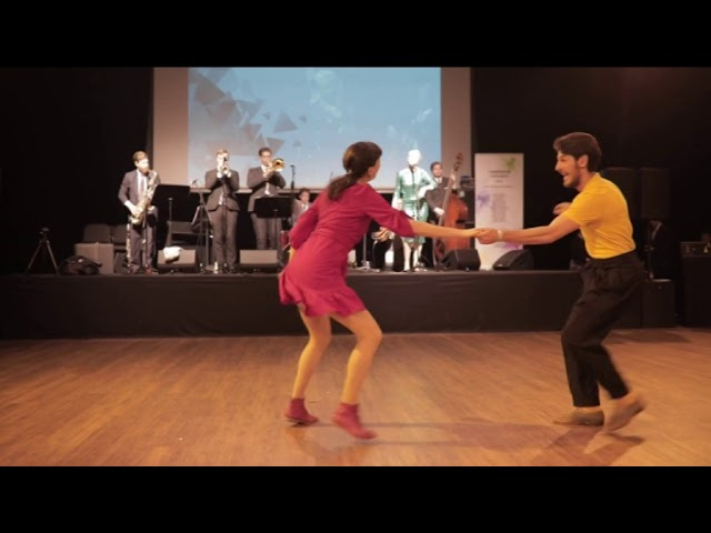 Crossover Istanbul 2019   Teachers Improvisation - Francesca & Semih