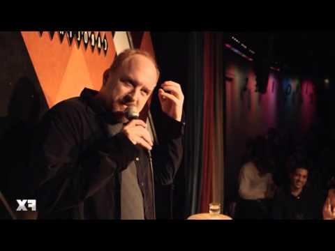 Louis CK: Homeless guy at Port Authority bus terminal