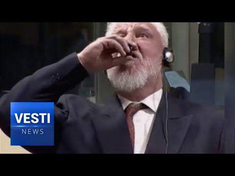 Croatian General Chooses Heroic End in Face of Unjust Hague Court Guilty Verdict
