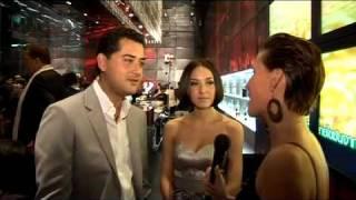"Bangkok Film Festival 2009 by ""Nathalie & Nicholas"", on Nathalie-TV.com Video"