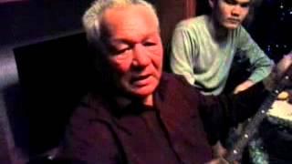 Казахский акын Шеру
