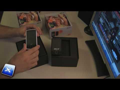 Video Preview Acer E100 ed E101
