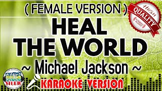 Female key   here's the male version https://youtu.be/8nqk7uamz5khq karaoke heal world - michael jackson keyalso, check out these playlists:1)...