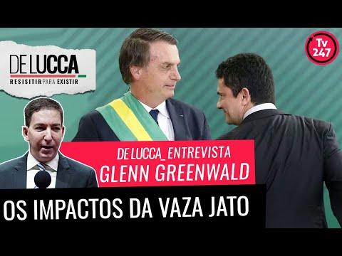 De Lucca entrevista Glenn Greenwald