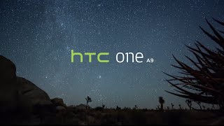 The HTC One A9. Color Inspired by Nature.