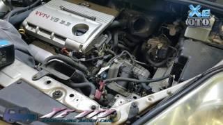 [Xe oto] Cách thay bộ khởi động máy xe Toyota.(Replace starter on Toyota) #119.