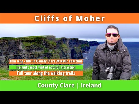 Cliffs of Moher, Republic of Ireland