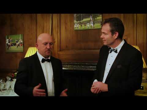 John Green interviews Shaun Edwards OBE