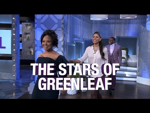 Tuesday on 'The Real': Guest Co-Host Michelle Williams, The Cast of 'Greenleaf'