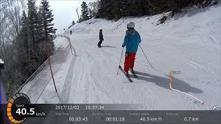 2017/12/2 志賀高原焼額山スキー場