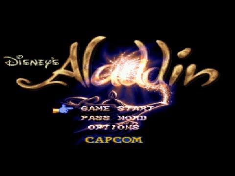 Aladdin super Nintendo