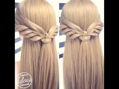 art hair tie cara ikat rambut