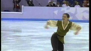 Katarina Witt (GER) - 1994 Lillehammer, Figure Skating, Ladies' Technical Program