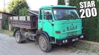 Star 200 - ciężarówka spotkana w Białymstoku