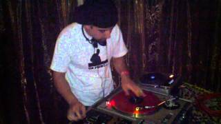 Dj Prolifix at Resinate monthly part 2