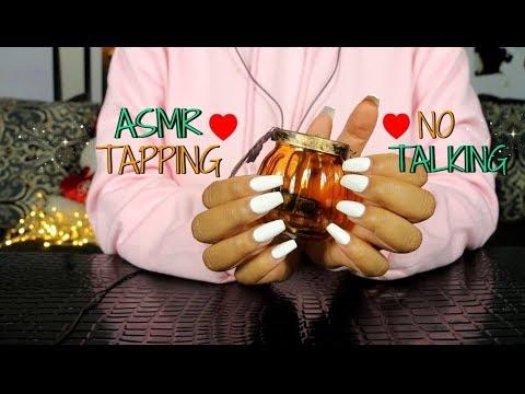 ASMR | Pure Tapping + No Talking | 45 Minutes ♡ ~