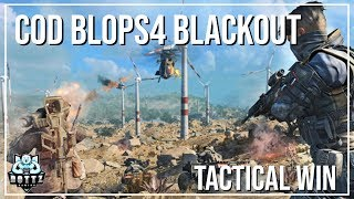 CoD Black Ops 4 Blackout | Tactical Solo Win