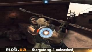 Обзор Звездные Врата (Stargate SG-1 Unleashed Ep 1) для Андроид - mob.ua